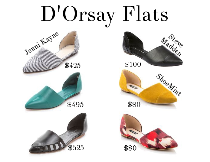 d'orsay flats picture