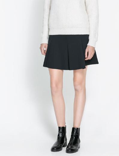 pleat skirt one